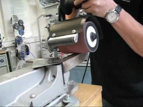 Metabo Power Tools Finishing And Polishing Of Flat