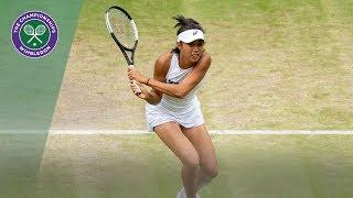 HSBC Play of the Day - Zhang Shuai | Wimbledon 2019