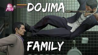 Yakuza 0 - Long Battles: 1 - Dojima Family (LEGEND)