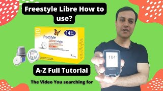 Freestyle libre flash glucose monitoring system.