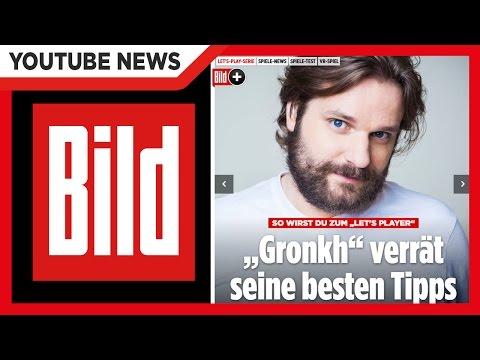 Gronkh von BILD Zeitung reingelegt! | Tipps: YouTuber werden