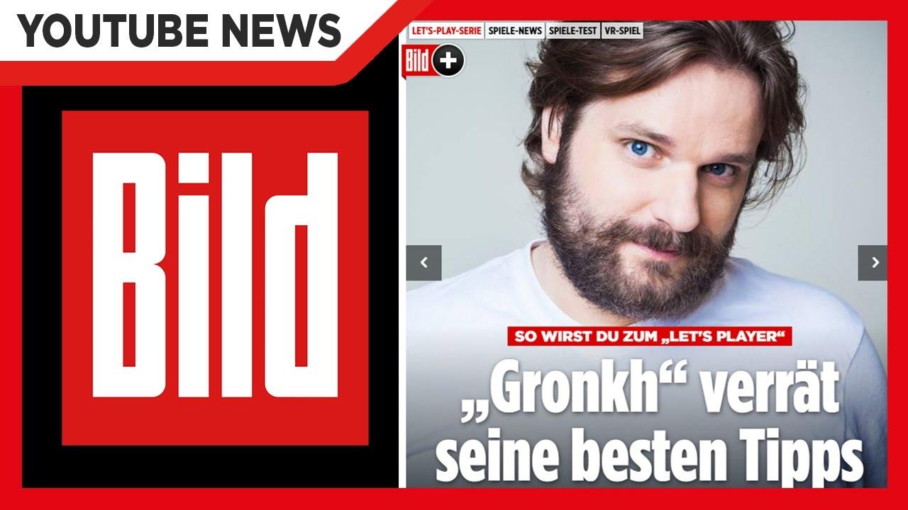 Gronkh Bild Zeitung