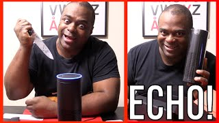 Amazon Echo: I WILL KILL YOU! [Unboxing & Review]