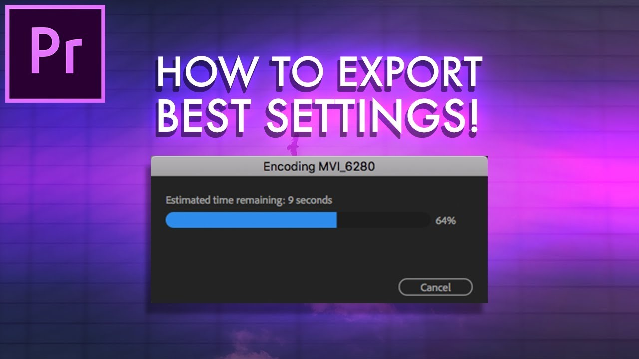 How to Export a Video in Premiere Pro Even if You Are a