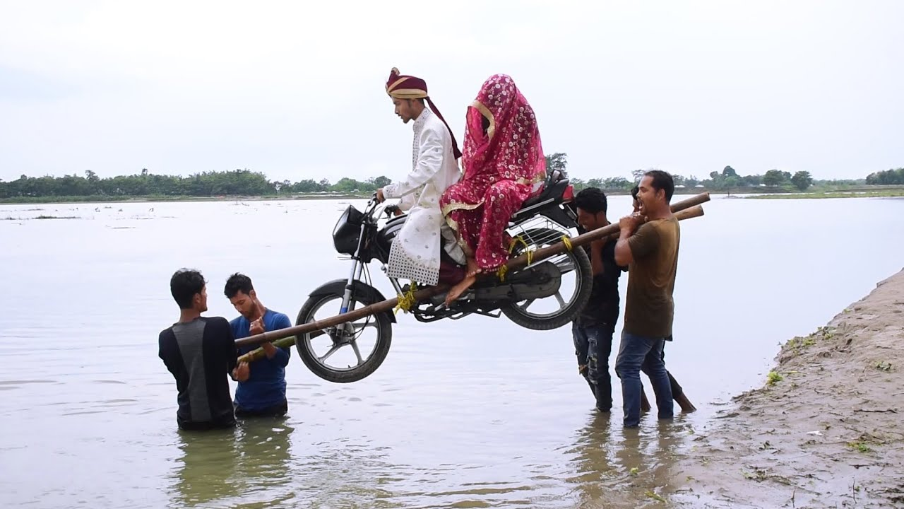 Amazing Comedy video 2021 funniest Comedy video 2021 by Bindas fun bd