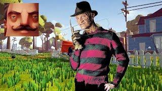 Hello Neighbor   My New Neighbor Freddy Krueger Act 1 Gameplay Walkthrough