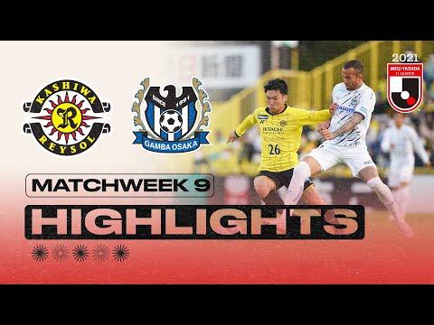 Kashiwa G-Osaka Goals And Highlights
