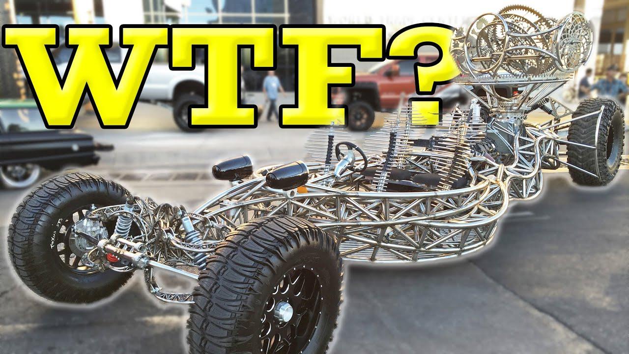 Burning Man Art Car Game Of Thrones Inspired Youtube