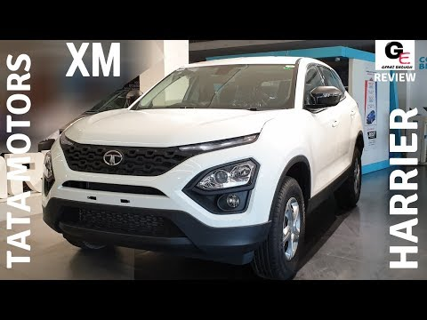 2019 Tata Harrier XM | features | review | specs | price !!!