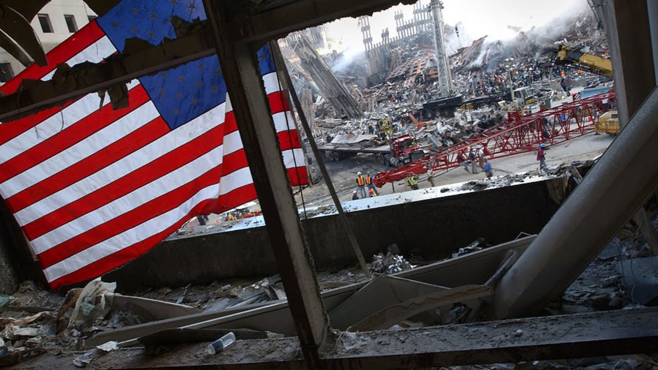 Marine Remembers 9/11: His Life Forever Changed