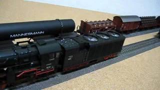 """Maerklin 34171  BR 52  """"Kondens""""  mit ESU LokSound M4"""