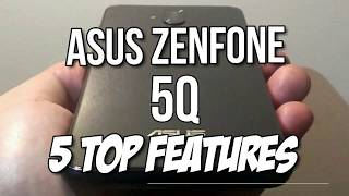 ASUS ZENFONE 5Q REVIEW | Budget Phone with 5 Top Features