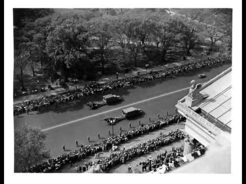 FDR Funeral Procession  1945