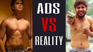 Advertisement VS Reality - Chu Chu Ke Funs