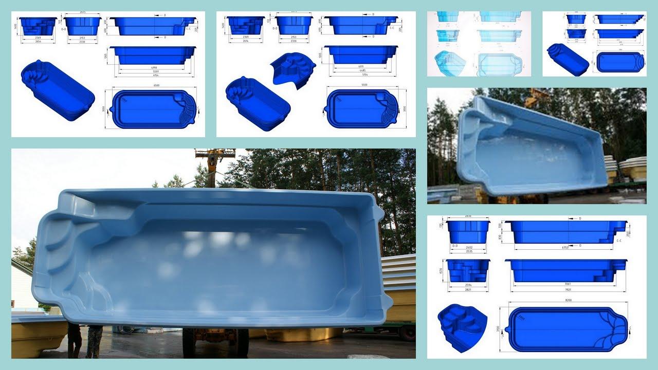 coque piscine 83