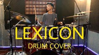 ISYANA SARASVATI - LEXICON | Drum Cover By Humam Aliy