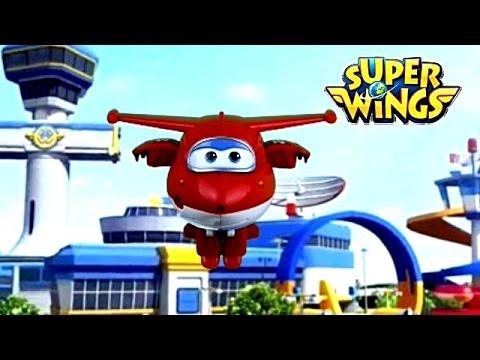 "Super Wings Toys, Fan Episode: ""The Treasure Surprise!"""