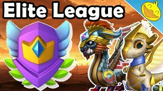 New ELITE LEAGUE Arena Gameplay! LEGION DRAGON Unlocking + Herald 1st Prize?! - DML #950