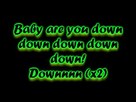 Down - Jay Sean feat. Lil Wayne - LYRICS!!