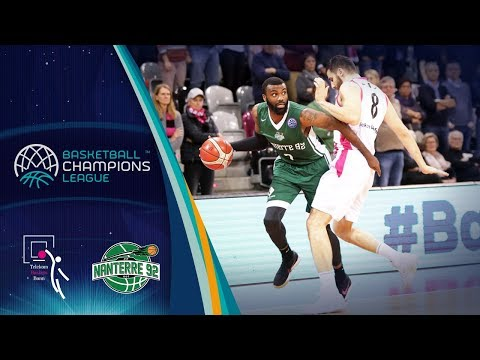 Telekom Baskets Bonn v Nanterre 92 - Full Game - Basketball Champions League 2017-18