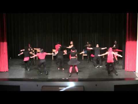 ECSU Fusion Dance Crew @ Fall Showcase RDT 2013
