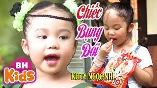 CHIẾC BỤNG ĐÓI ♫ Kitty Ngọc Nhi | Nhạc Thiếu Nhi Vui Nhộn Cho Bé [MV]
