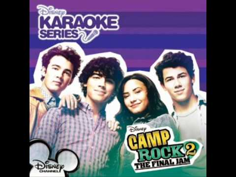 Camp Rock 2 - Different Summers Official Instrumental / Karaoke (Demi Lovato)