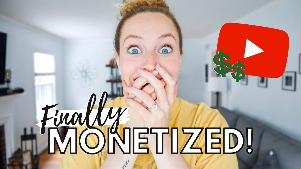 HOW LONG IT TAKES TO GET MONETIZED ON YOUTUBE: The review process, Google AdSense, & more!