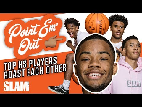 Top High School Players ROAST Each Other | SLAM Quick Hitters