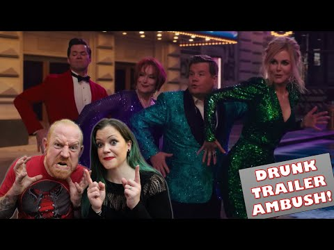 The Prom 💃 (Meryl Streep, Nicole Kidman, James Corden, Netflix, 2020) – Drunk Trailer Ambush!