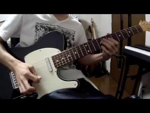MOTTO / back number (Guitar Cover)