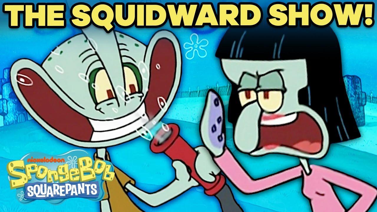 "Download The Squidward Show Ep. 1 ""Tentacle Acres"" 📺 | SpongeBob"
