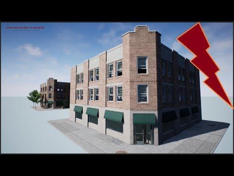 Ue4 Building Snap