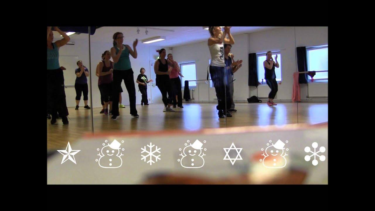 Christmas mix ✡ Zumba - YouTube
