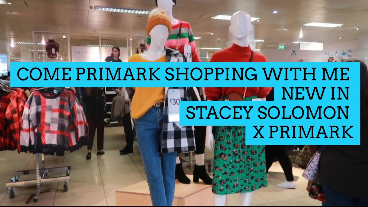 Stacey Solomon X Primark