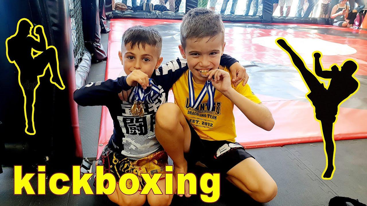 ΠΗΡΑ ΠΟΡΤΟΚΑΛΙ ΖΏΝΗ στο Kick Box! Πως πήγε η δοκιμασία? #Odyssey#kickboxingBG#OdysseySport#