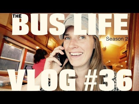 Finding Wi-Fi | The Bus Life