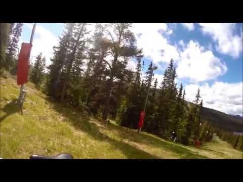 BH Easy Motion Jumper Ebike vs alpine ski slope