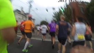 Flying Pig Marathon in under 2 minutes