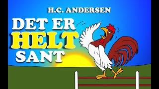 DET ER HELT SANT 2021 | Barneforlaget | eventyr for barn | H.C. Andersen lydbok | Kjent fra Spotify