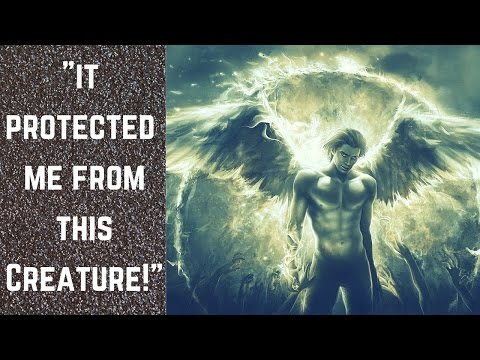 "6 True Stories Of Being Protected By Angels! ( ""It Just Vanished!"")"