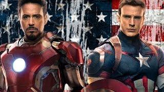 AMC Movie Talk - Iron Man In CAPTAIN AMERICA 3 And Start Of CIVIL WAR Report