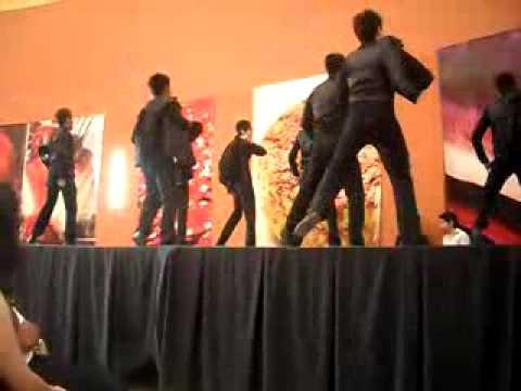 Ballet Fusion X, 1er. Presentación Duelo de Ballet´s vs Ballet´s