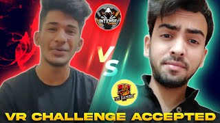 VR GAMING Challenge Accepted ! | INTENSE GAMING VS VR GAMING in PUBG Lite