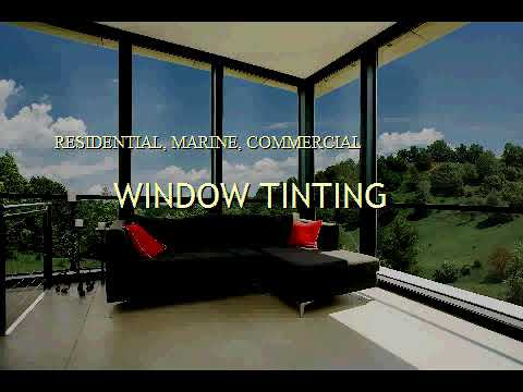 MARINE WINDOW TINTING EL PORTAL FL