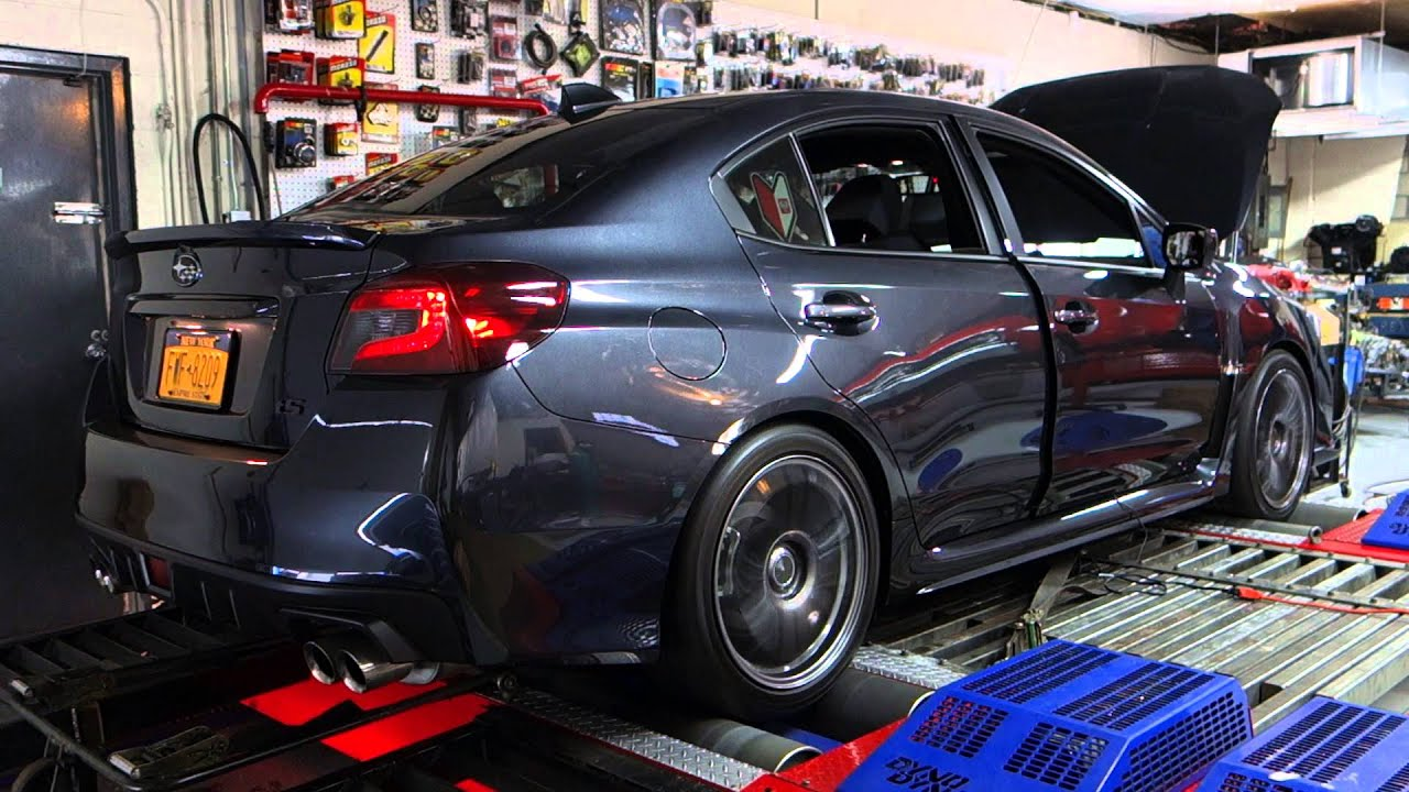 2015 Subaru Wrx Cvt Amr Tuned 2nd Pull Youtube