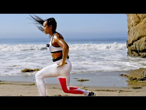 35 min HIIT Workout with Weights   Lower Body Focus