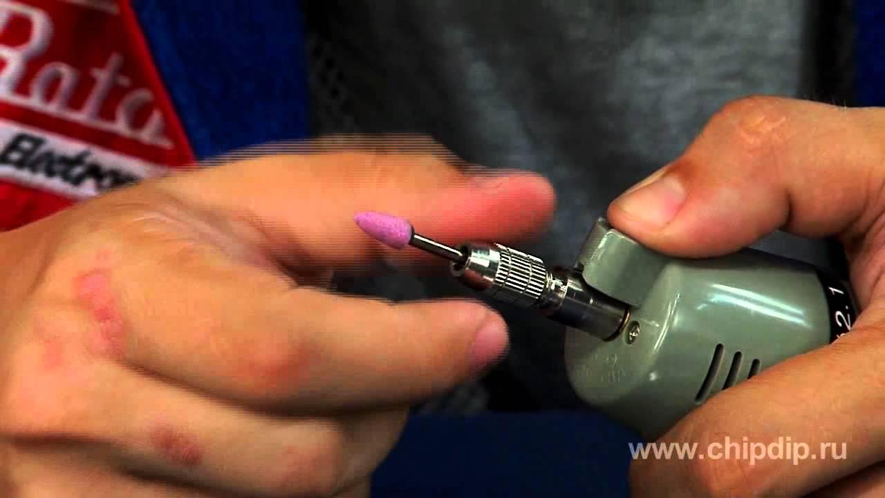 Качественный цанговый патрон для мини дрели с AliExpress - YouTube