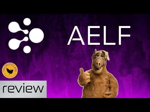 AELF Blockchain - Smart, Flexible, & Well Connected
