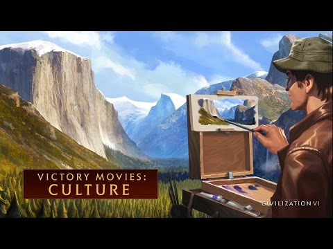 Civilization VI - Culture Win (Victory Movies)